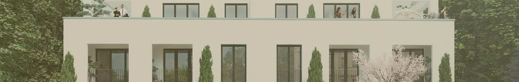 """2-Zimmer Wohnungen """"Apart-Living"""" in Frankfurt"""